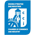 chamber of commerce tirana logo