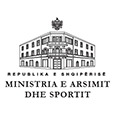 ministry of education and science albania logo