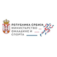 ministry of youth and sport srbija logo