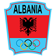 national olympic committee albania logo